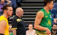 سرمربی تیم ملی والیبال استرالیا: هیچ وقت انتظار برد ندارم/ درباره قهرمان صحبتی ندارم