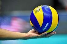 تیم والیبال ارومیه در جام آشوریان جهان به قهرمانی رسید