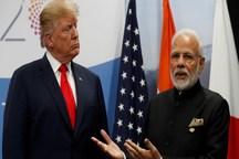 کنایه ترامپ به نخست وزیر هند
