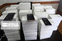 جریمه میلیاردی قاچاقچیگوشی تلفن همراه