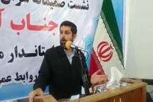 پیگیری مشکل ریزگردها و طرح های آب و فاضلاب اولویت سال 96 در خوزستان  است