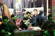 زائران حضرت امام رضا (ع) در 910 ایستگاه پذیرایی می شوند