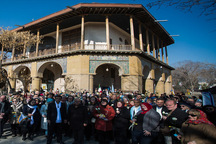 رونق گردشگری در قزوین، میراث انقلاب