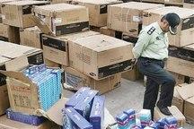 یک میلیارد ریال کالای قاچاق در لرستان کشف شد