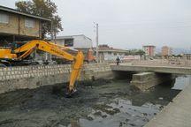 ۵.۵ کیلومتر از رودخانه شهرچای ارومیه لایروبی شد