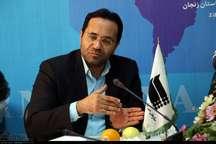 ثبت تراز تجاری مثبت 86 میلیون و 840 هزار دلاری برای زنجان