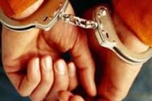 دستگیری جوان در حال دزدی و انکار جرم توسط وی
