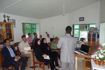 کارگاه آموزش روستای بدون زباله در تالش برگزار شد