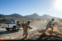 جزئیات حمله گروهک تروریستی به مرزهای سیستان و بلوچستان.  فرار تروریستها به پاکستان