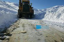 راه مواصلاتی 146 روستای کردستان بازگشایی شد