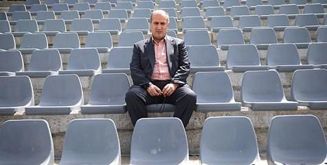 تاج: صدا و سیما حق پخش مسابقات فوتبال را پرداخت نمیکند
