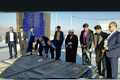 رئیس فدراسیون فوتبال به شهدای چهارمحال و بختیاری ادای احترام کرد