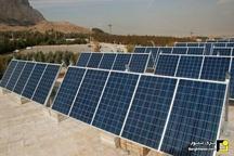دومین نیروگاه خورشیدی خانگی در سنندج به بهرهبرداری رسید