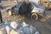 ۷۴۰ کیلوگرم ماده مخدر در آبادان کشف و ضبط شد