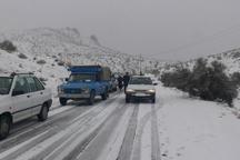80 تصادف خسارتی در جاده های برون شهری اصفهان رخ داد
