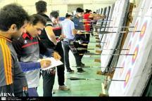 مسابقات کشوری رتبه بندی تیر و کمان در مشهد برگزار شد