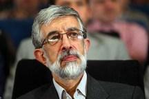حداد عادل: احمدینژاد رایانهای است که ما نرمافزارش را نداریم