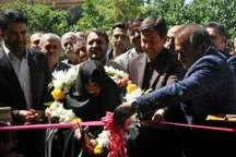 پروژه های عمرانی منطقه 5 شهرداری اصفهان به بهره برداری رسید