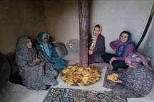کولیره پزان،سنت زنده چشمه قنداب در استقبال نوروز