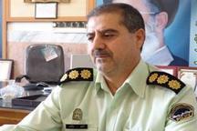 فرمانده انتظامی مهاباد: 110 کیلوگرم مواد پیش ساز شیشه در مهاباد کشف شد