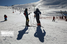 ۲۴ پیست اسکی در کشور فعال است