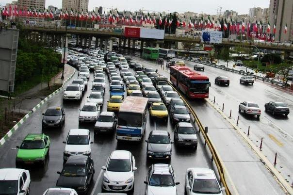 اقدامات ترافیکی در روز عید قربان در تهران