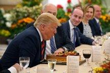 کیک تولد ترامپ! + عکس