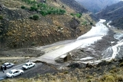 سیلاب به 9 راه روستایی و اصلی در قلعه گنج خسارت زد