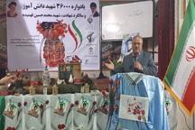 یادواره 777 شهید دانش آموز آذربایجان غربی برگزار شد