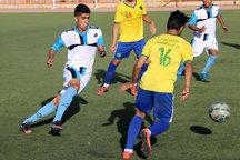 تیم فوتبال خونه به خونه بابل با نتیجه 3بر صفر از سد صبای قم گذشت