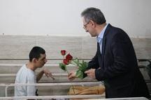 یک مرکز توانبخشی معلولان در قزوین افتتاح شد