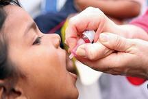مرحله دوم واکسیناسیون علیه فلج اطفال در سیستان آغاز شد