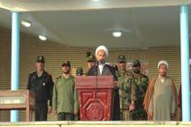 موقعیت ممتاز ایران در منطقه در سایه ایثارگری های نیروهای مسلح است