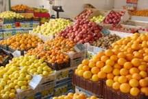میوه ایام نوروز جنوب کرمان در 38 غرفه عرضه می شود