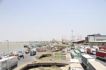 صادرات کالا در بنادر آبادان 63 درصد افزایش یافت