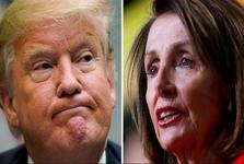 تنش میان دموکرات های آمریکا با ترامپ همچنان ادامه دارد