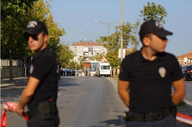 انفجار بمب در ازمیر ترکیه+ تصاویر