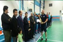 تیم تهران قهرمان مسابقات هندبال نوجوانان پسر منطقه 2 کشور شد