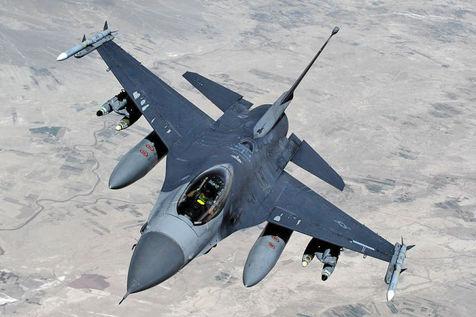 خدمت جنگنده F-16 در ارتش آمریکا تا سال 2048 تمدید می شود!