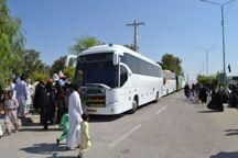 450 زائر اربعین دلگانی به کربلای معلی اعزام شدند