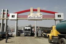 ترانزیت 1 میلیارد و 422 میلیون دلاری از مرزهای کردستان
