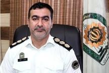 دستگیری سارق حرفه ای خودرو با ۱۴ فقره سرقت در اهواز