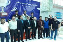مدال آوری دانش آموزان البرز در المپیاد ورزشی کشور