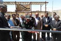 چهار نیروگاه خورشیدی در سبزوار بهره برداری شد