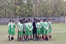 اردوی تیم ملی فوتبال نوجوانان در مشهد آغاز شد