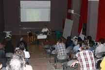 نخستین دوره کارگاه ساخت انیمیشن در مهاباد برگزار شد