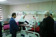 بازدید فرماندار رشت از بیمارستان آریا و حضور سرزده در سایت تخلیه زباله سراوان رشت