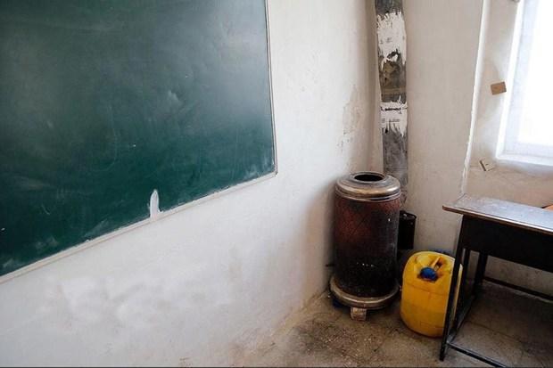 جمعآوری 25 هزار بخاری نفتی از مدارس