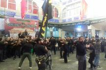 آیین طوقجامهکردن، نمادی از یکپارچگی و همدلی سوگواران حسینی در دامغان