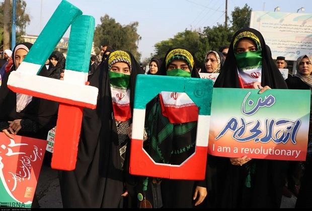 نماینده ولی فقیه در خوزستان و استاندار از مردم تشکر کردند